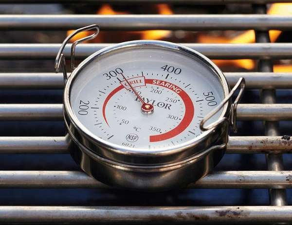 Heat-Calculating BBQ Gizmos