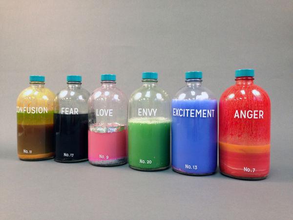 Literal Bottle Art