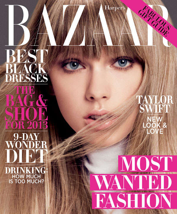 Taylor Swift Harper's Bazaar US