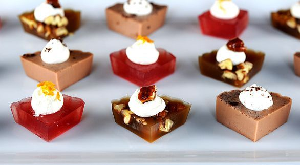 Thanksgiving Jell-O Treats