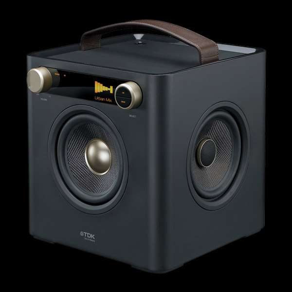 Portable Cubicle Speakers
