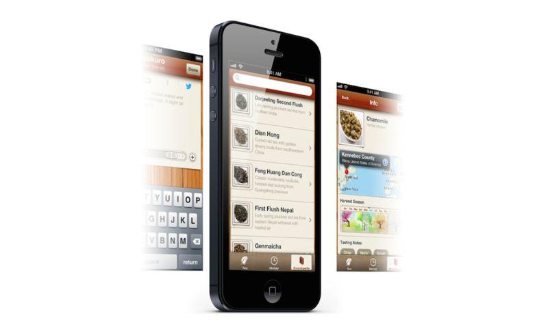 Encyclopedic Tea Apps