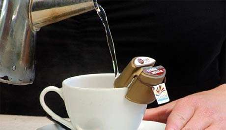 Tea Bag Coffee