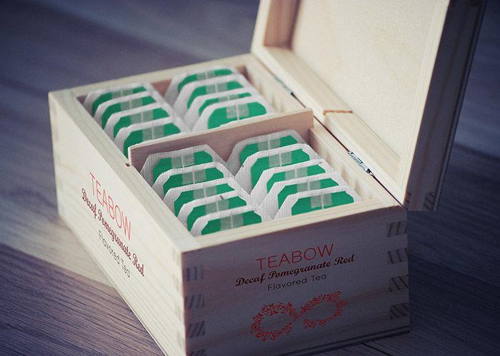 Tea-Preserving Wooden Boxes