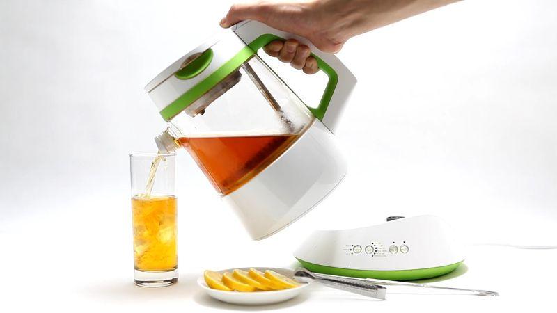 Hi-Tech Tea Brewers