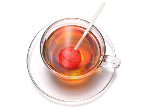 Lollypop-Like Tea Infusers