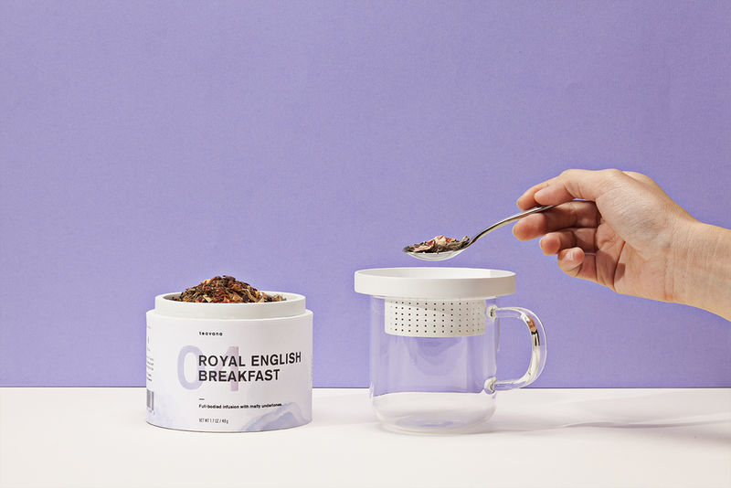 Conceptual Tea Packaging