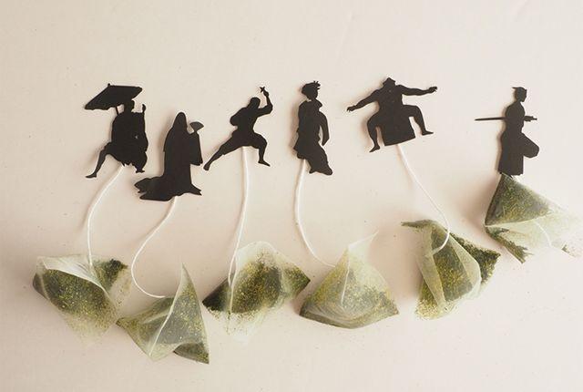 Expressive Ninja Teabags