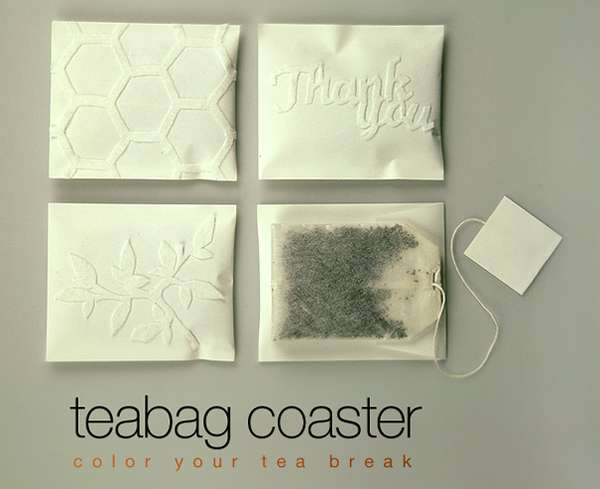 Upcycling Tea Bags