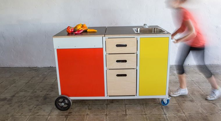 Mini Mobile Kitchen Programs teach children to cook