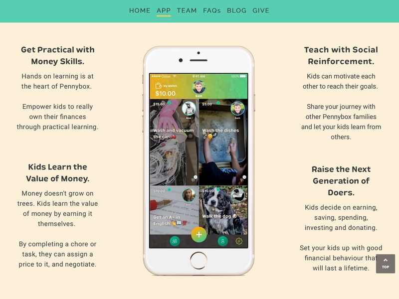 Gamified Educational Finance Apps