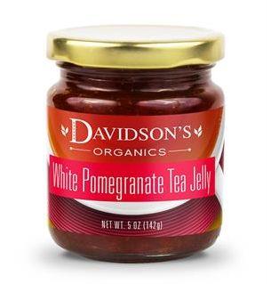 Tea-Infused Jams