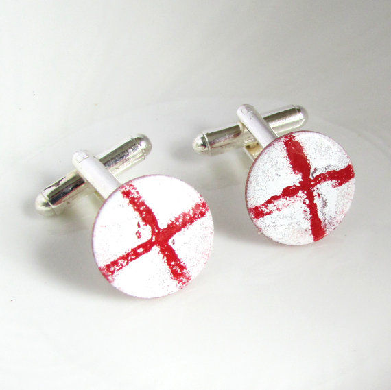 English Football Cufflinks