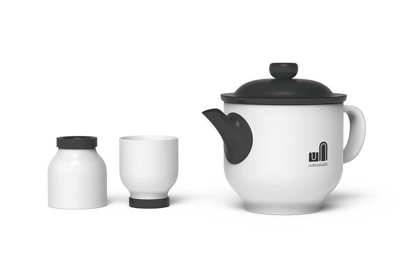 Modular Tea Brewing Sets