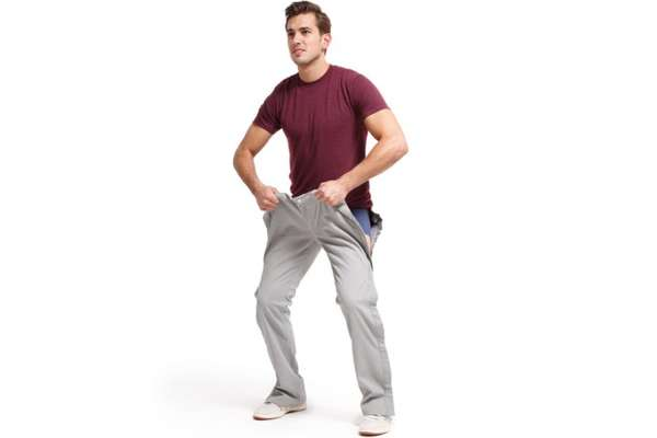 tear-away chinos