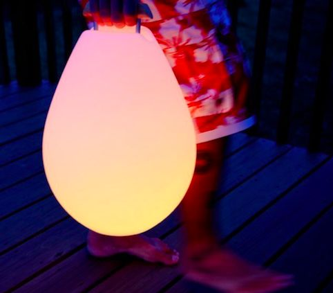 Color-Changing LED Lamps