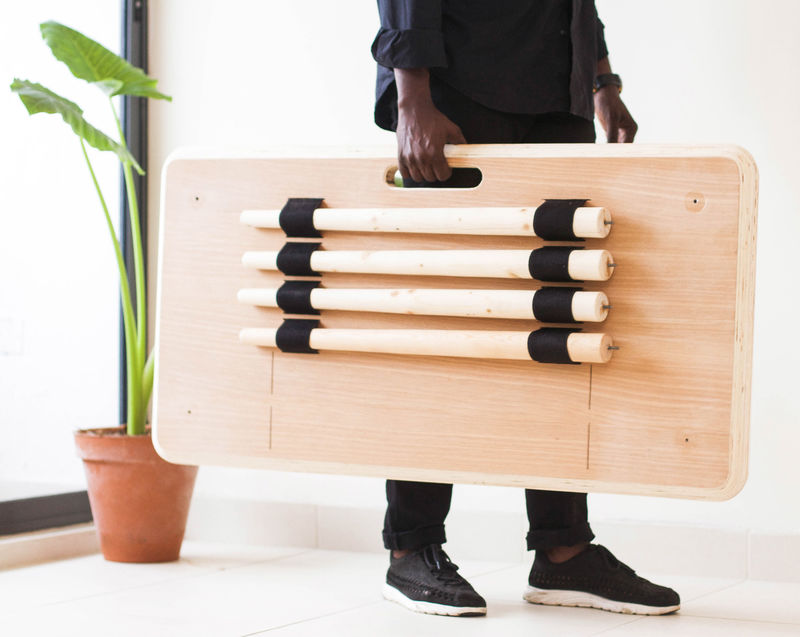 Portable Flat-Pack Tables