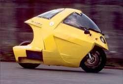 TECA Microvehicle Concept Vehicle (Bike?)
