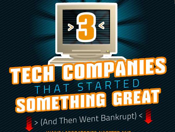 Tech Companies that started something great
