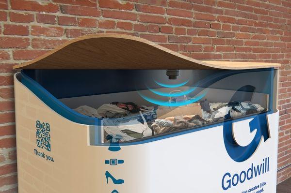 Charitable Recycling Bins
