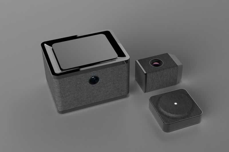 Aesthetically Modern Technology Products
