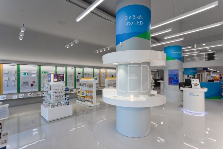 Bright Tech-Savvy Stores
