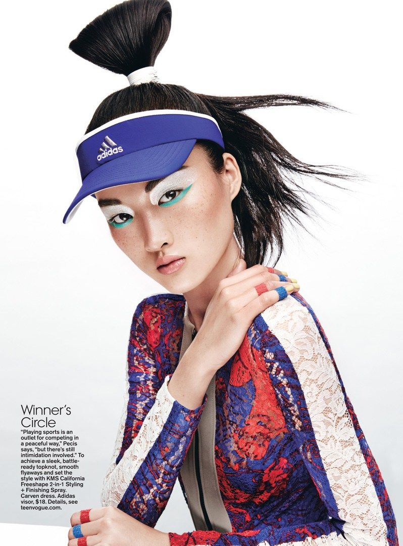 Athletic Geisha Editorials