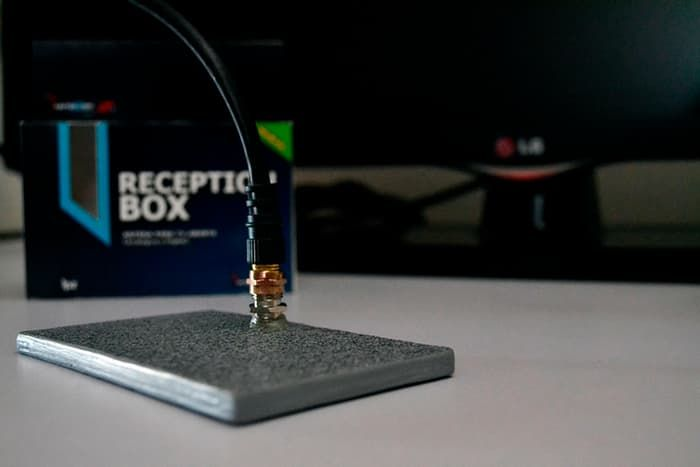 Miniscule Television Antennae