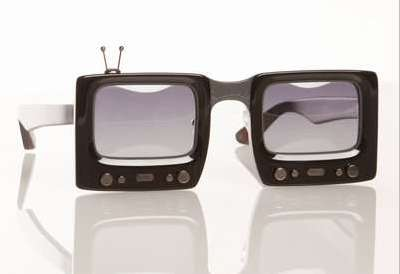 Television Sunglasses