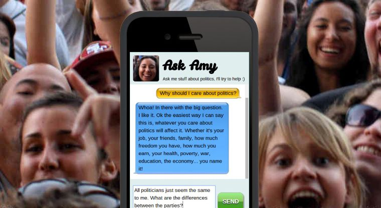 Civic Messaging Apps