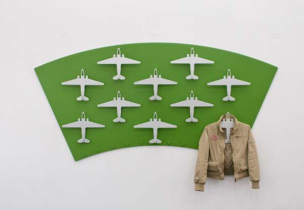 Top Gun Coat Racks