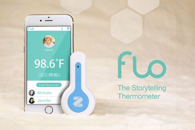 Smart Contactless Thermometers