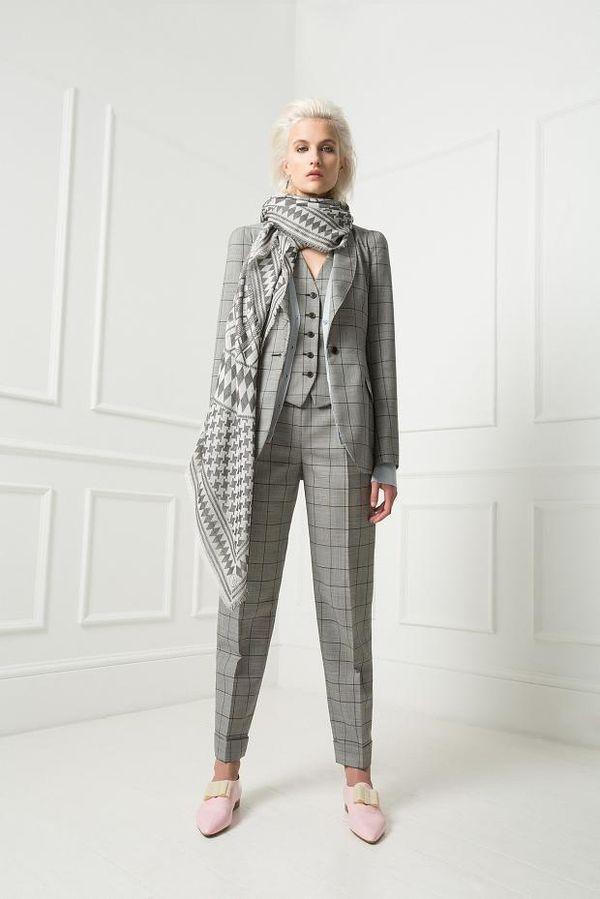 Contemporarily Tailored Fashion