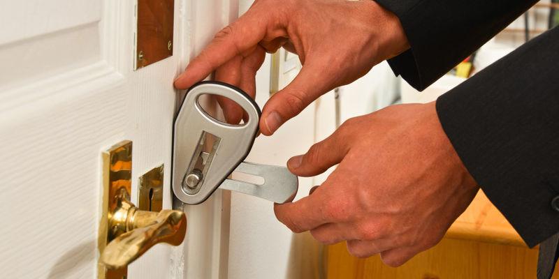 Temporary Door Locks