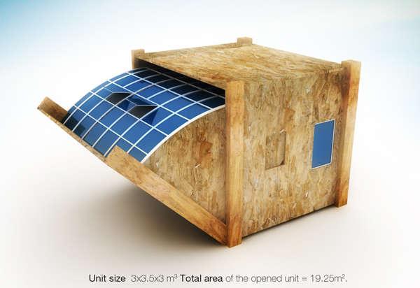 Solar Cube Refuges