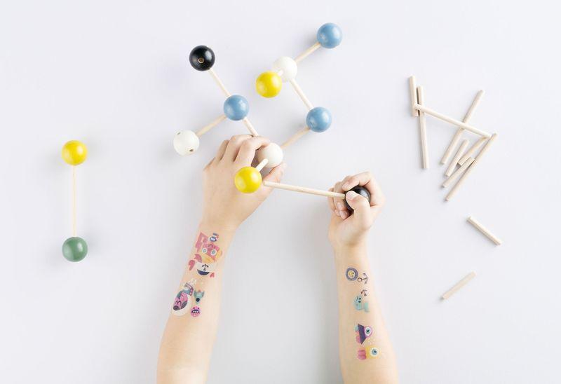 Kid-Friendly Tattoo Transfers