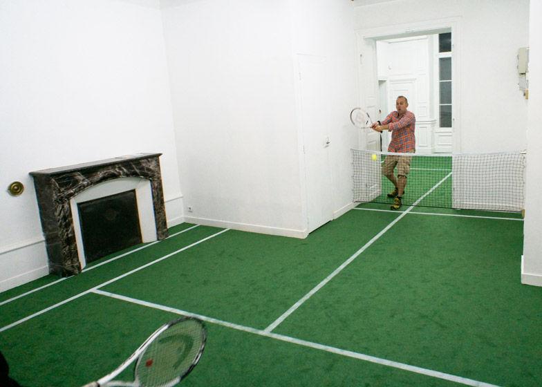 Tennis Court Apartments