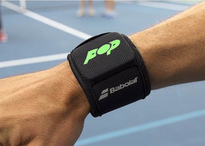 Tennis-Tracking Wristbands