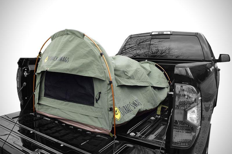 Automotive Tent Pods