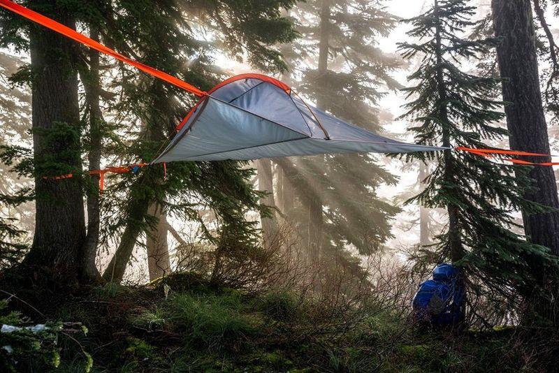 Raised Tree Tents
