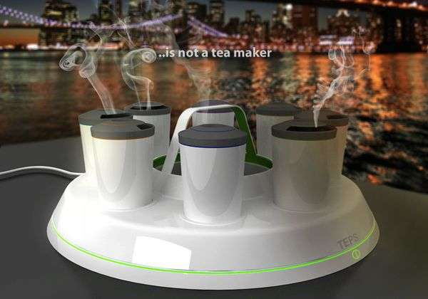 Teps tea maker