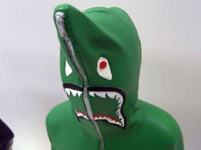 Monstrous Zip-Up Hoodies