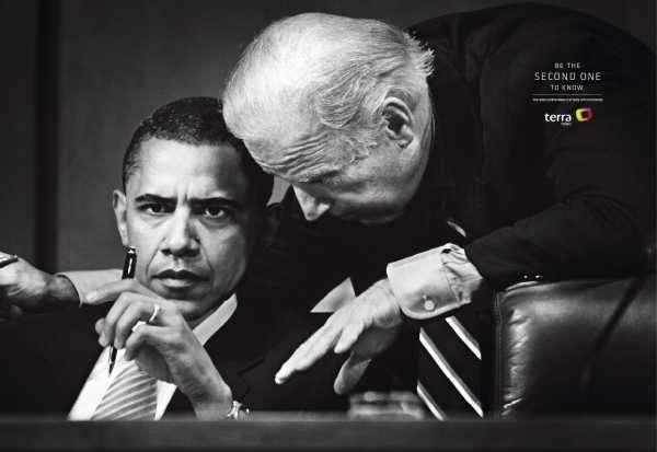 Political Parody Print Ads