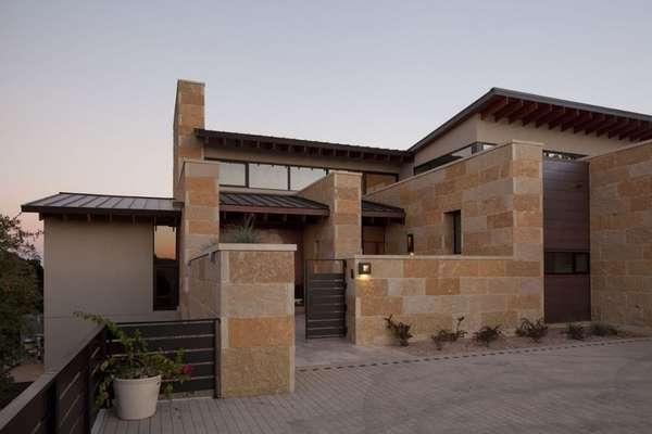 Modern Suburban Villas