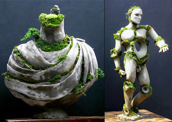 Terraform Sculptures
