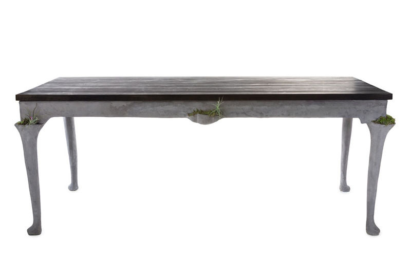 Planter-Enabled Furniture