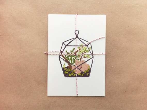 Cozy Plant Life Letters