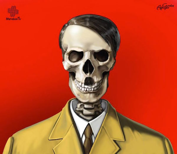 Terrifying Political Illustrations