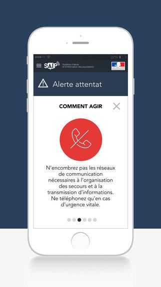 Terror Alert Apps
