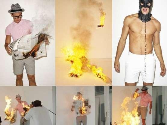 Pyromaniac Ad Campaigns